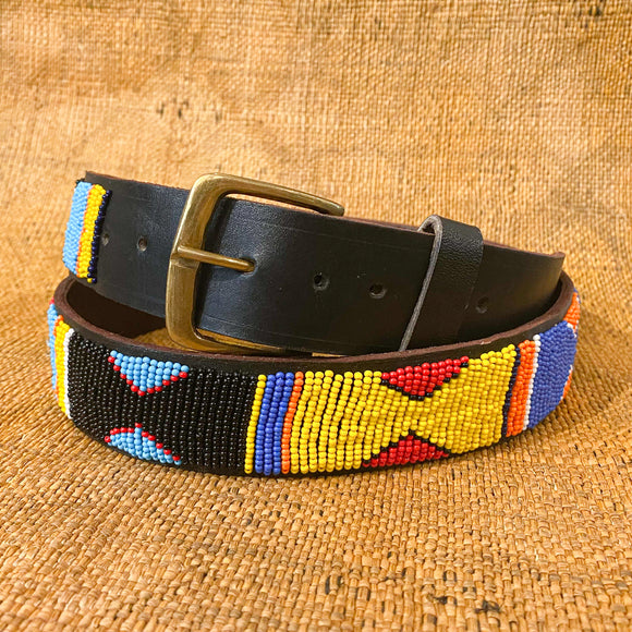 Beaded Belt Maasai