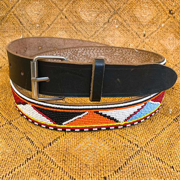 Maasai Beaded Belt Africa