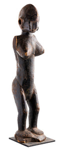 Mossi figure with missing arms