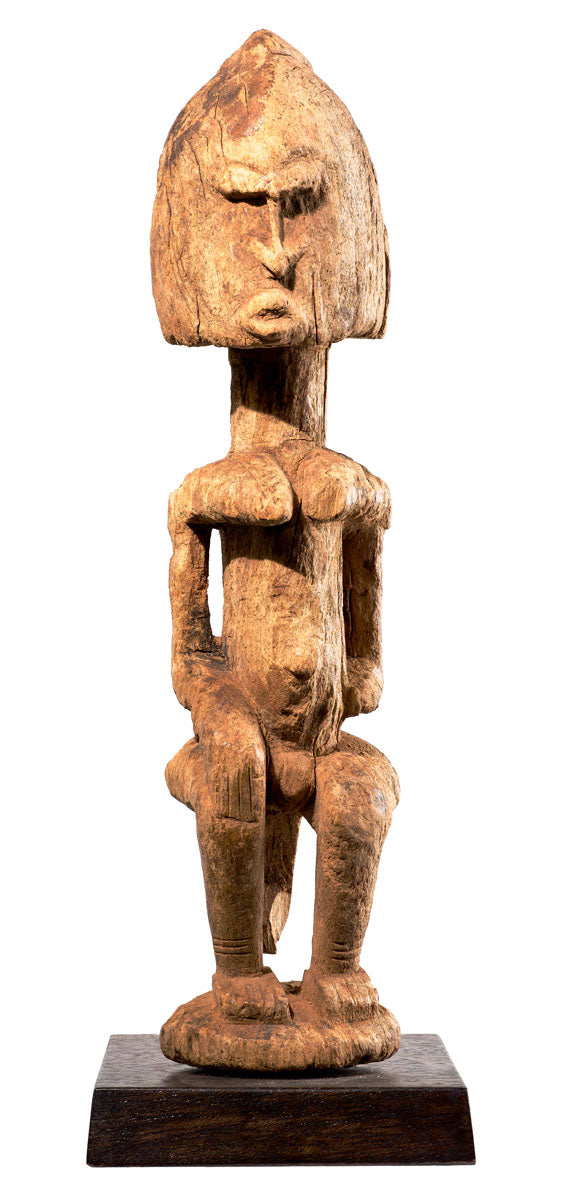 Female Dogon figure