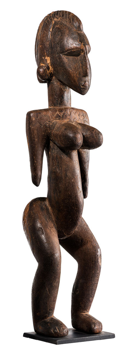 Mossi female figure