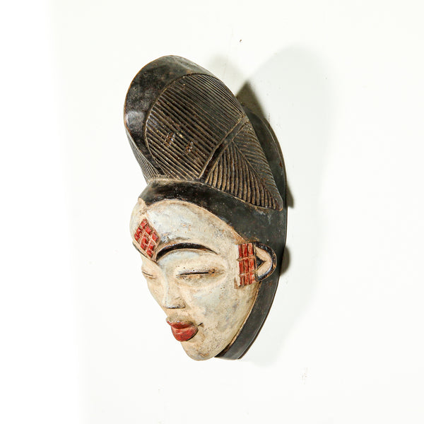 Punu African mask for sale