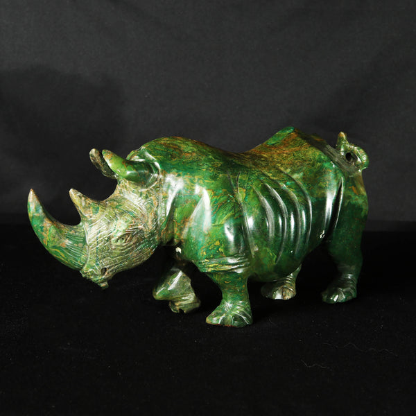 Rhino Conservation Sculpture