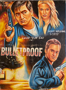 Bullet Proof movie poster