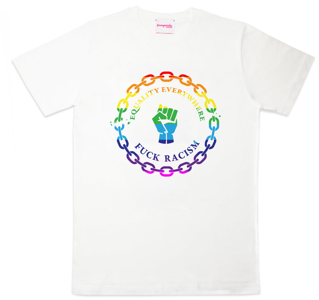 Equality Everywhere 100% Recycled Cotton Tee