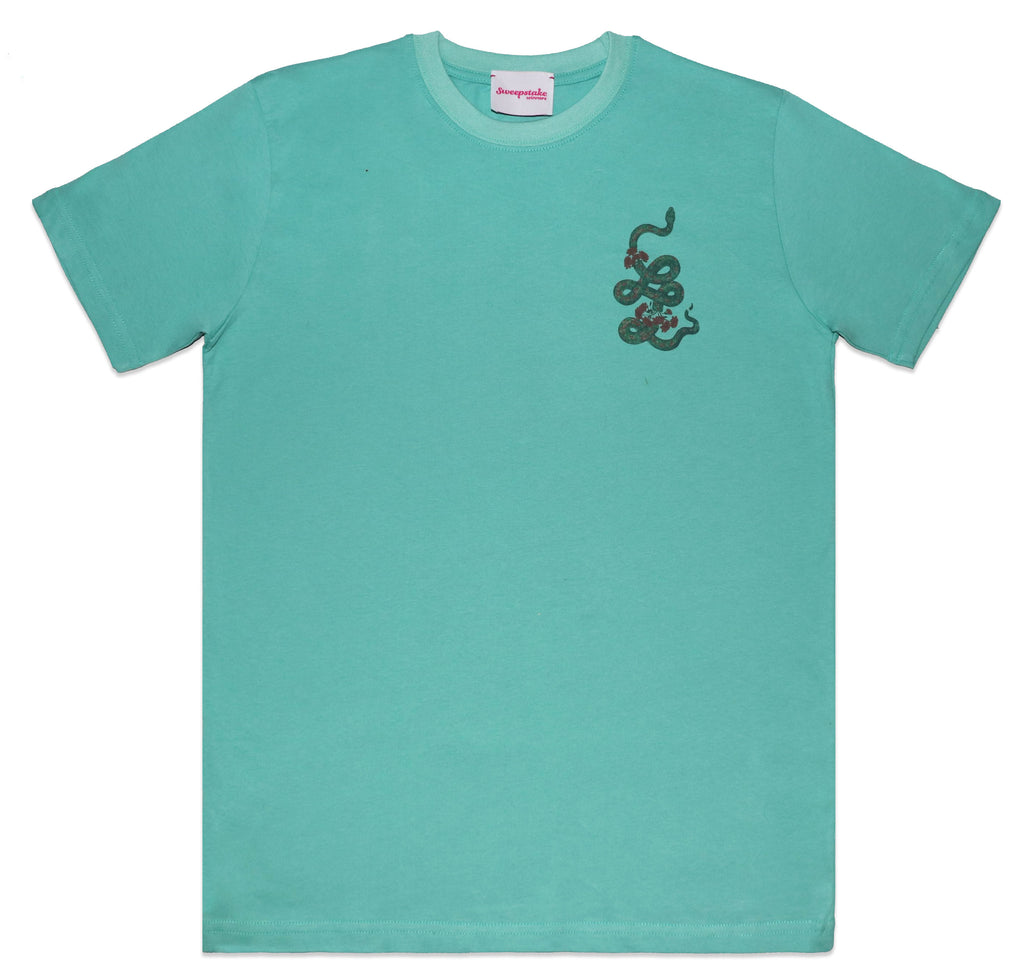 Bouquet Tee (Emerald)