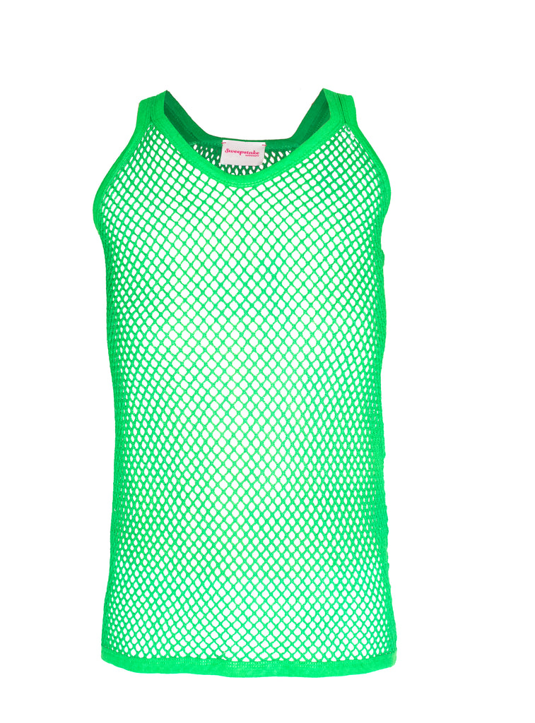 Fishnet Marina (Jungle Green)
