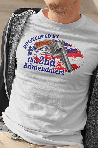 Protected by the 2nd Amendment Shirt