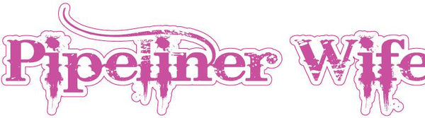 Pipeliner Wife Decal