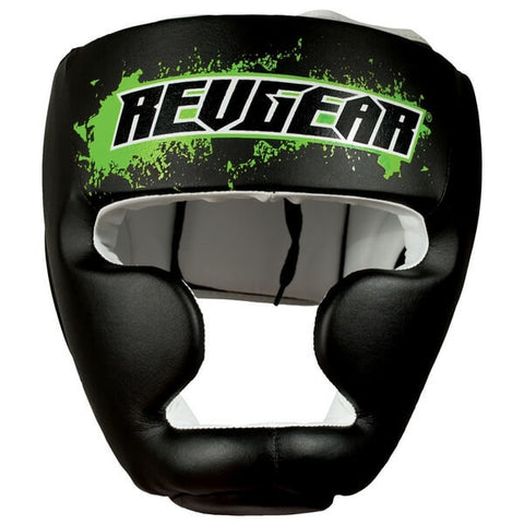 YOUTH COMBAT SERIES HEADGEAR - GREEN