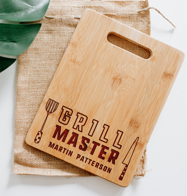 Grill Master Rectangular Board
