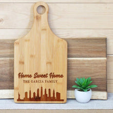 Load image into Gallery viewer, Home Sweet Home Skyline Paddle Board