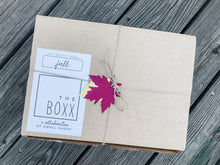 Load image into Gallery viewer, 2020 Surprise Fall Boxx - Specially curated box of Fall-Inspired Decor & Items