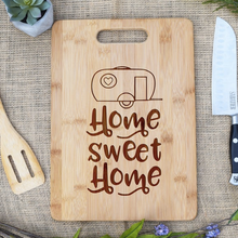 Load image into Gallery viewer, Home Sweet Home Camper Rectangular Board