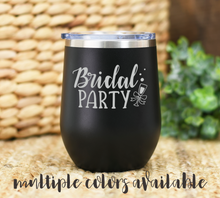 Load image into Gallery viewer, Bridal Party Tumbler