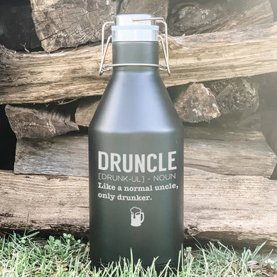Drunk Uncle - Druncle Growler