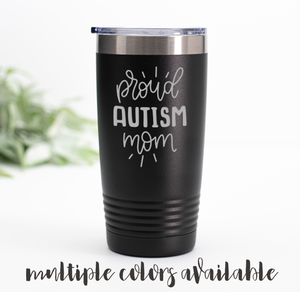 Proud Autism Mom