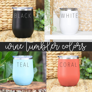 Fall Family Football Tumbler