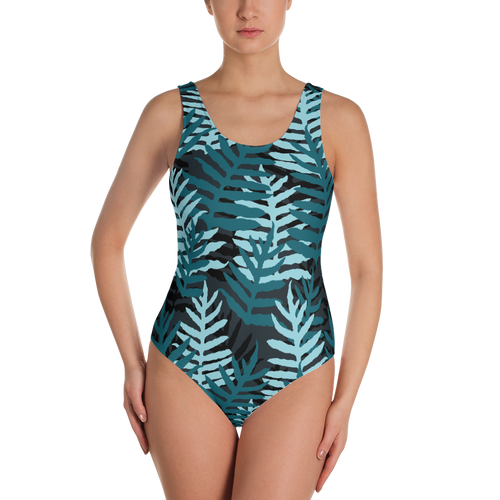 One-Piece Swimsuit- Ua Laua'e