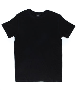 Hemp T-Shirt Armor - Black