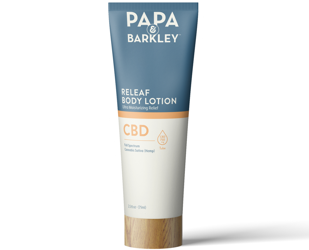 Papa & Barkley - Releaf Body Lotion