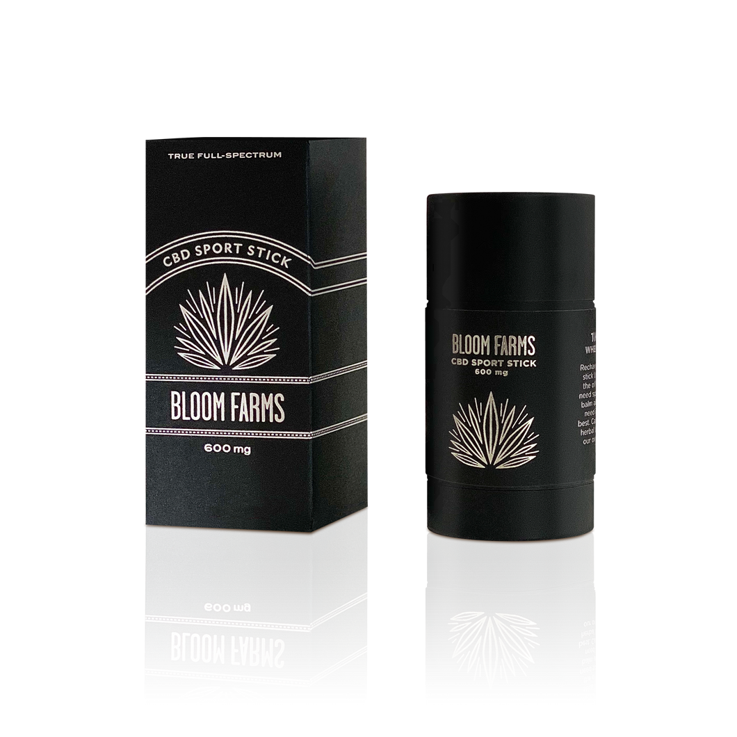 Bloom Farms - CBD Sport Stick