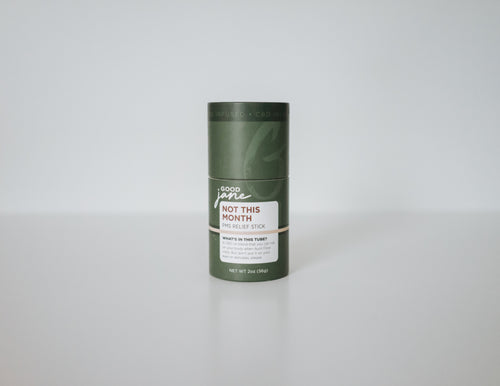 Good Jane - Not This Month - PMS Relief Stick