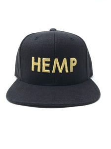 Hemp Gold Kind Cap