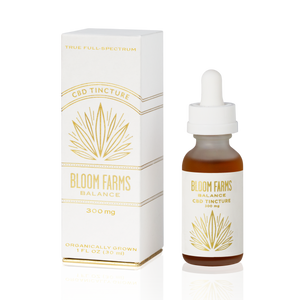 Bloom Farms - Balance CBD Tincture