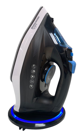 Cordless Steam Iron - Draadloze stoom strijkijzer