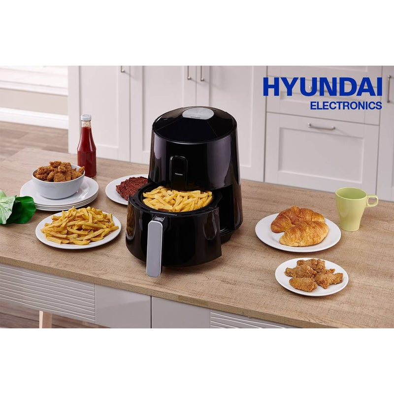 Gezond Frituren & Bakken! | Hyundai XL Air Fryer 3.6L!