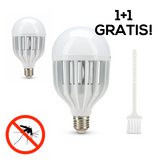 Pest Reject Light Zapper - anti-muggenlamp (1 + 1 GRATIS)