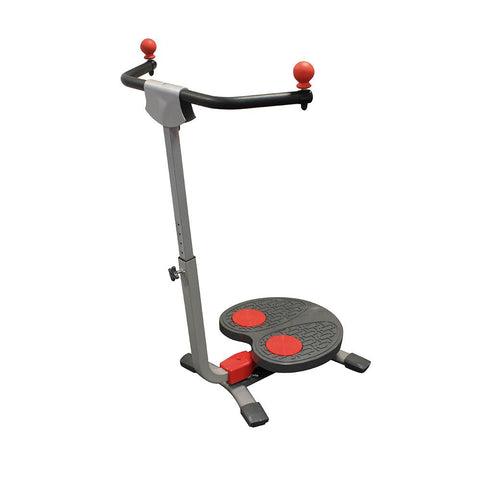 Swivel fitness plateau