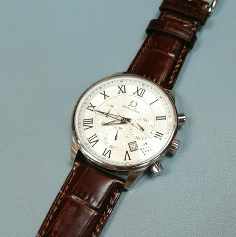 iwc leather strap / iwc 皮帶