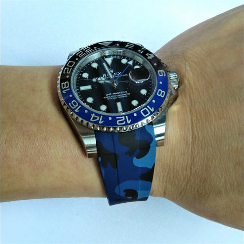 rolex gmt rubber band / gmt 膠帶