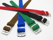 Black Nato Style Nylon Watch Strap w/ Tang Buckle - Strapholic_錶帶工房, Rolex, IWC, Panerai, AP, Cartier, Tudor, Omega, Watch_Bands