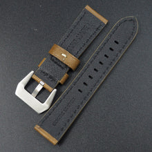 Dijon Orange Italian Calf Leather Handmade Watch Strap w/ Buckle - Strapconcept_錶帶工房, Rolex_Leather, IWC_Strap, Panerai_Strap, AP_Rubber, Cartier_Leather, Tudor_Nato, Omega_Rubber, Watch_Straps
