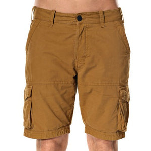 Short-TWO SHORTS PACK DULL GOLD