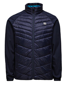 Vest-SEVO PUFF JACKET NAVY
