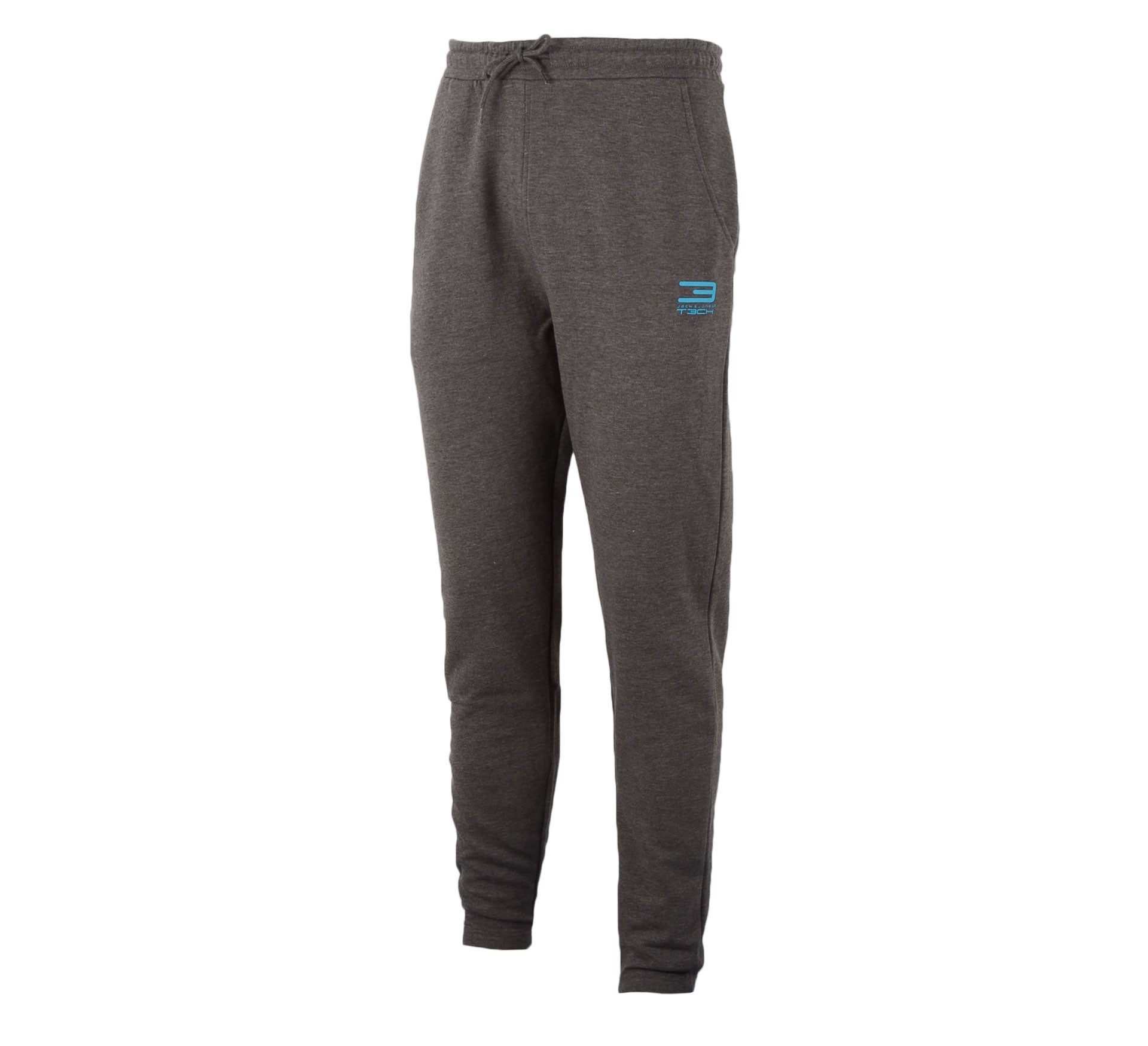 Pant-POKEN SWEAT PANT GREY MELANGE