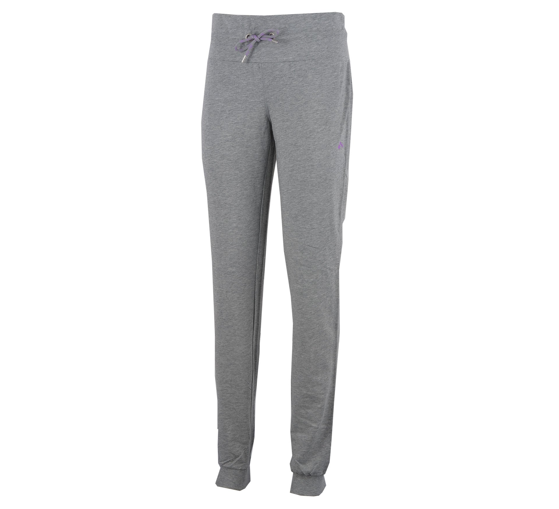 Pant-PLAY SWEAT TRAINING PANT LIGHT GREY MELANGE