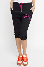 Capri-Stella sweat knicker black