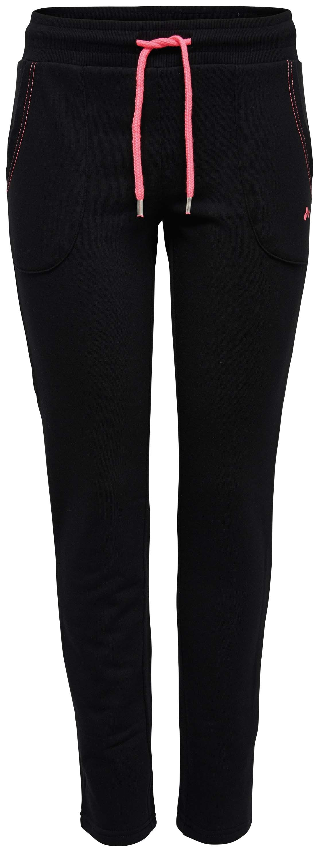 Pant-GERTRUDE SWEAT PANT BLACK