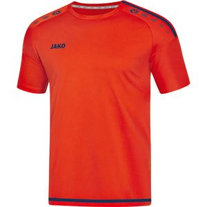 STRIKER 2.0 T-SHIRT FLAME/NAVY