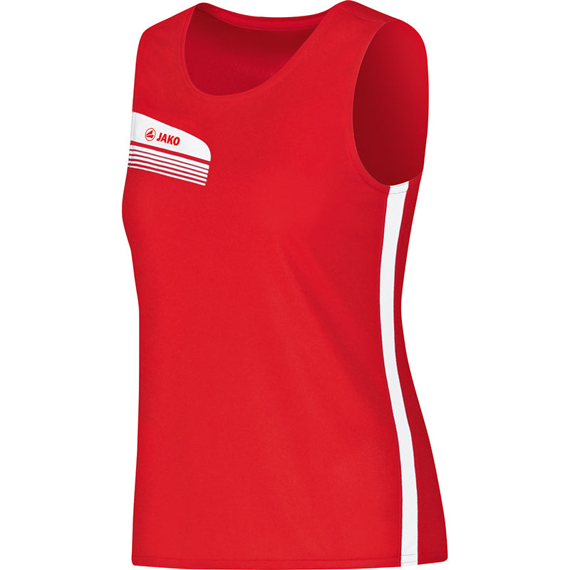 tank top athletico rood/wit