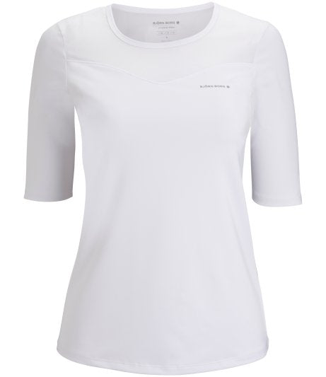 TRISWA 3/4 SLV TOP WHITE