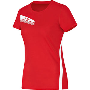 t-shirt athletico rood/wit
