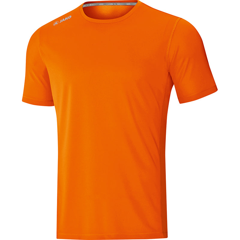 T-SHIRT RUN 2.0 FLUO ORANJE