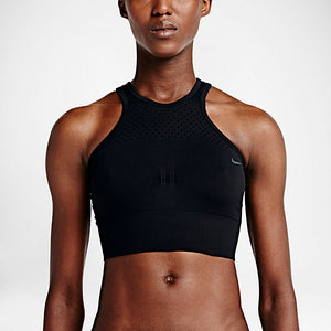 Bra-NIKE DRI-FIT KNIT BLACK