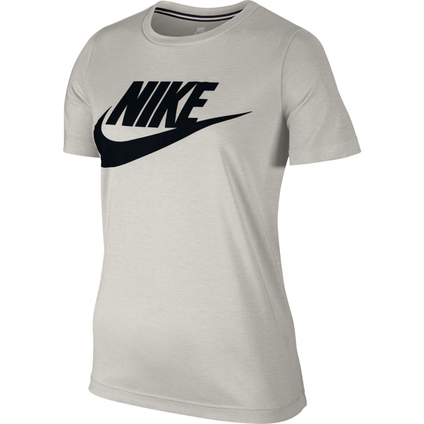 Women's Nike Sportswear Essential T-Shirt LIGHT BONE/LIGHT B